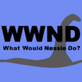 what would nessie do shirt